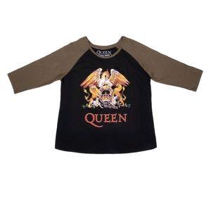 NWOT Queen Long Sleeved Band T-Shirt 2X